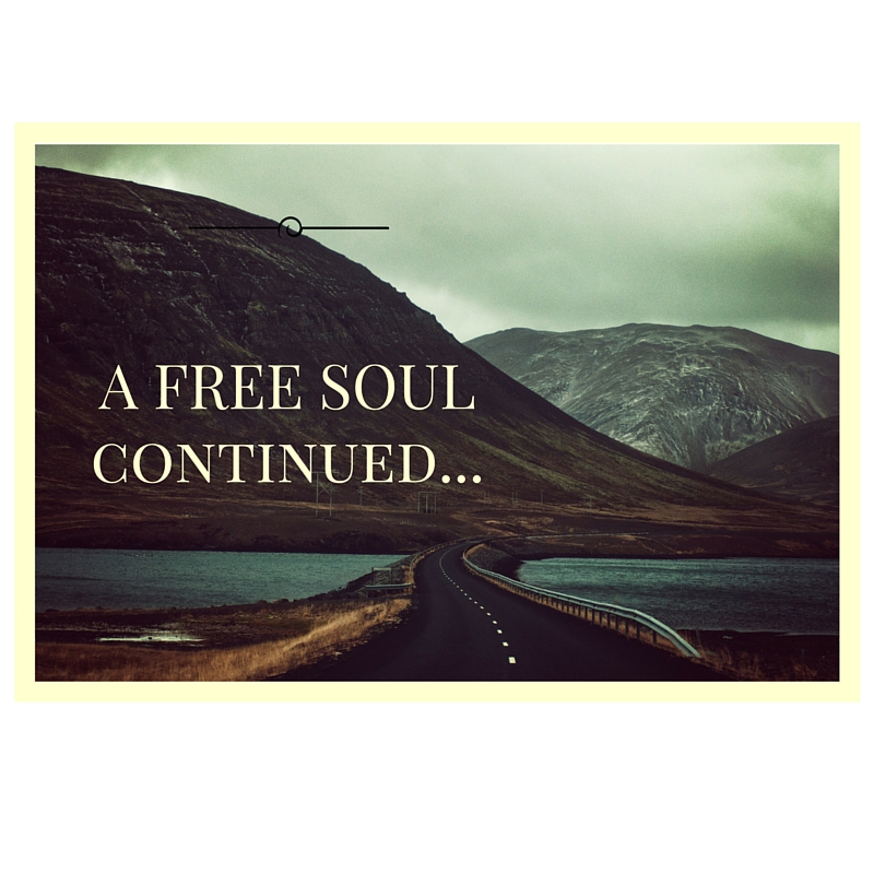 A FREE SOUL-2